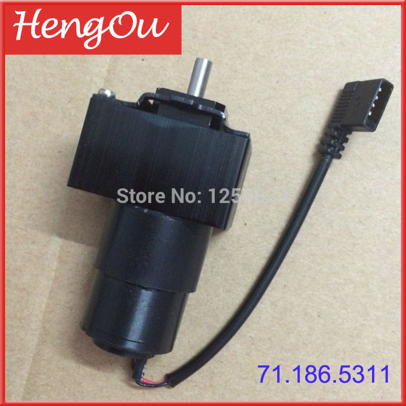 5 pieces motor for printing machine 71.186.5311 5 pieces motor for printing machine 71 186 5311