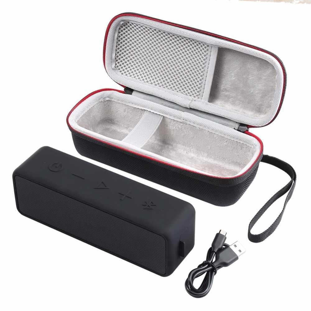 Fest EVA Bluetooth Lautsprecher Fall für ANKER SoundCore 2 Lautsprecher Tasche Lagerung Abdeckung Box Portable Tragen Beutel für Anker Soundcore2