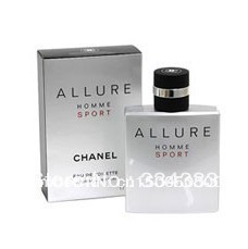 Free shipping Allure Sport 100ML perfume men parfum original fragrance