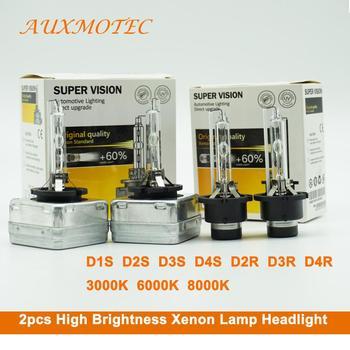 цена на High brightness Xenon Lamp Headlight D1S D2S D3S D4S D2R D3R D4R HID Bulb High Low Car Headlight 12v 35w Xenon Headlamp 2pcs