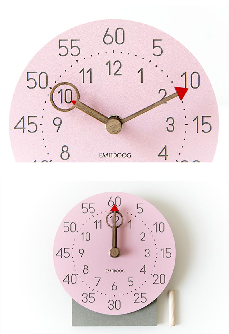 retro clock with time projection clock vintage reloj mesa vintage reloj antiguo automobile clock alarm clock bedroom clock clock flip watch table table clock (5)