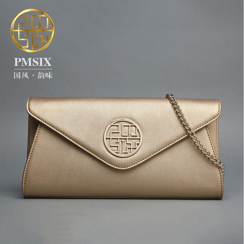 Famous brand top quality dermis women bag  Fashion Clutch Wallet Personalized fashion envelope package Chain single shoulder bag yuanyu 2018 hot new free shipping ostrich leather single shoulder bag l aslant bag fashion women chain bag women envelope bag