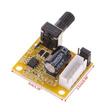 Ootdty DC 5 V-12 V 2A 15 W Brushless Motor Speed Controller Tidak Hall BLDC Driver Papan Dropshipping(China)