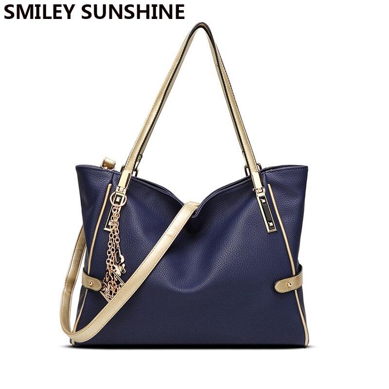 SMILEY SOLEIL marque de luxe sacs à main femmes sacs designer sacs à bandoulière femelle célèbre fourre-tout grande dames sac à main 2018 sac une principal