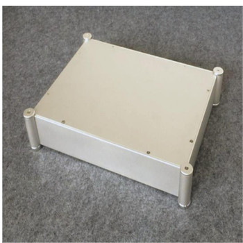 4308 all aluminum amplifier chassis / Tube amp / DAC decoder shell / AMP Enclosure / case / DIY box (430*95*330mm)