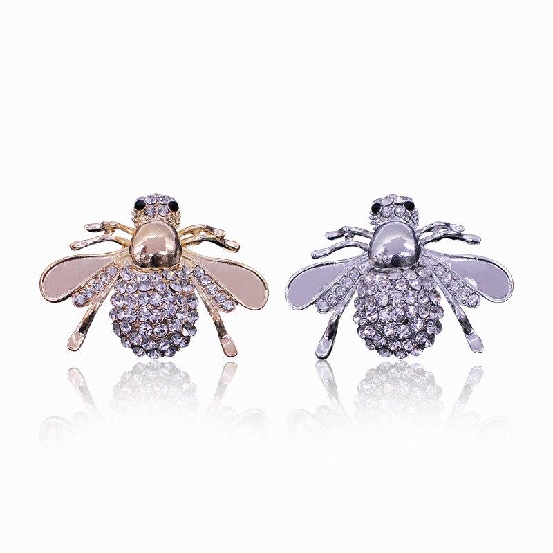 ộ_ộ ༽Moda broche del insecto para las mujeres Cute Animal ...