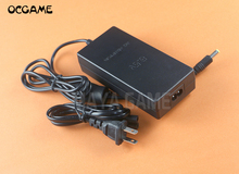 OCGAME EU US AC Adapter Power Supply Charger Cord for Playstation 2 PS2 Slim 70001 7004 7008 700x Series DC 8.5V
