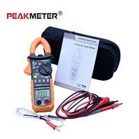 Digital AC Clamp Meter MS2008B Diode test 4000 Counts Backlight multimeter Tester Electrical portable multimeter