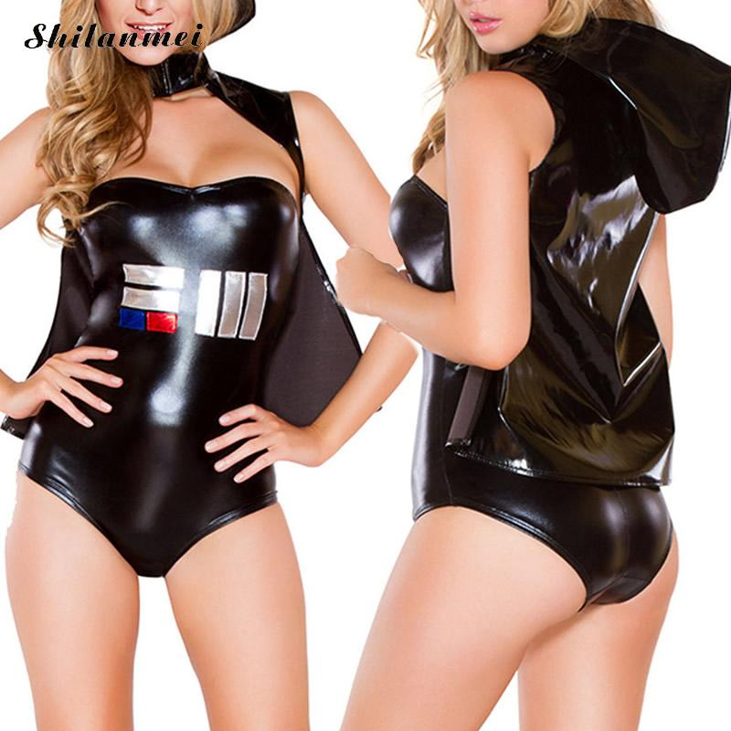 sexy shawl one piece bathing suit women swimsuit halloween costume lovely printed off shoulder maillot de - Halloween Swimsuit