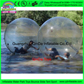Good price high quality inflatable walk on water ball,Walking Human Hamster Zorb ball made in china