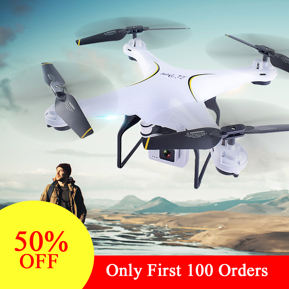 2.4G remote control quadcopter drone with HD camera rc dron cam FPV wifi professional helicopter toy VS S10 SH5 SH5W цена