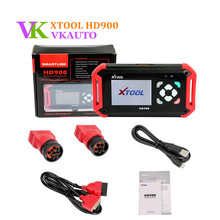 Xtool HD900大型トラックコードリーダーサポートJ1939 J1708プロトコル更新オンライン