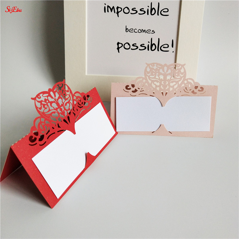 Us 1 4 20 Off 10pcs Valentine Wedding Invitation Letter Greeting Cards Pearlscent Paper Card Happy Birthday Christmas Party Table Card 8zsh871 In
