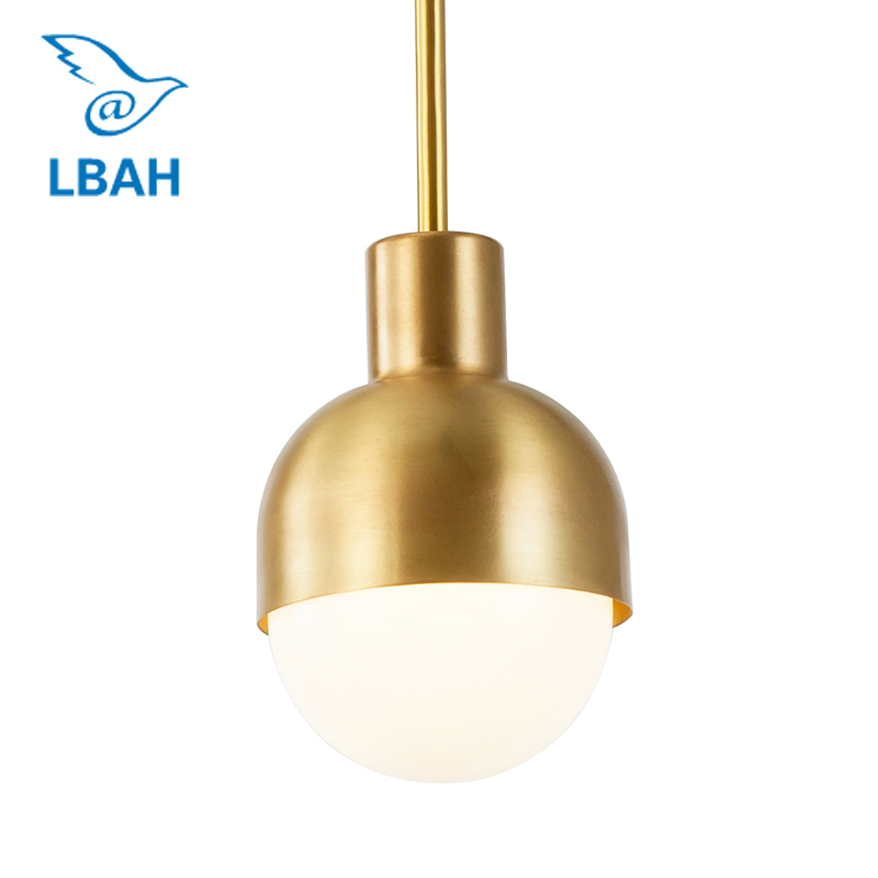 Nordic single head the head of a bed bedroom chandeliers corridor corridor restaurant bar toilet copper lamps and contracted personality warm led the study corridor corridor of bedroom the head of a bed wall lamps and lanterns
