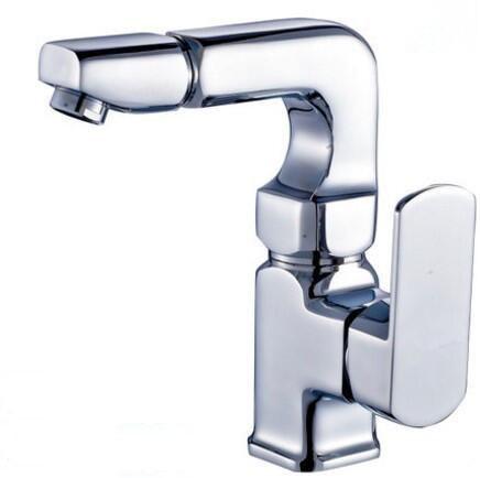 Vidric Deck Montieren Bad Waschbecken Wasserhahn Einzigen Handgriff Heißen Und Kalten Waer Becken Armaturen Küche Mischbatterie