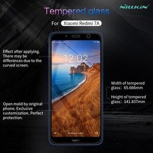 Image 2 - Redmi 7A Glass Nillkin Amazing H 0.33MM Screen Protector Tempered Glass for Xiaomi Redmi 7A 5.45