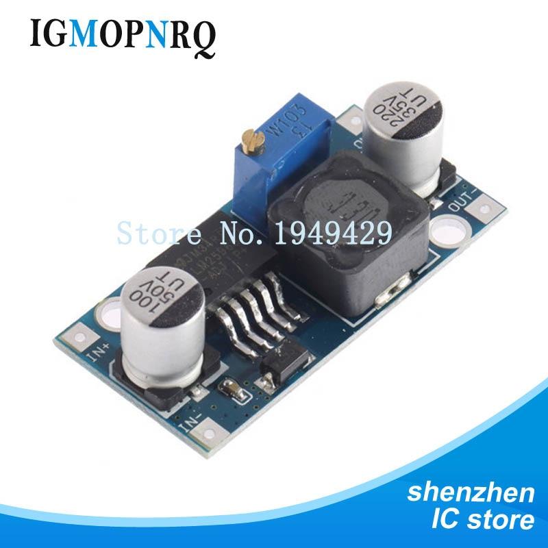 100pcs DC DC Step Down Converter Module LM2596 DC 4 0 40 to 1 3 37V