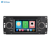 Yessun For Chrysler 300C 2005~2009 Android Car Navigation GPS HD Touch Screen Multimedia Stereo Player Audio Video Radio.
