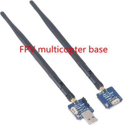 3DR Radio 433MHz Wireless Telemetry Module with 3.5db Antenna for APM Flight Controller Support Client Firmware Upgrade