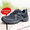Сверхлегкие уличные спортивные дышащие тактические походные ботинки для мужчин  летние военные походные альпинистские Тренировочные Водо...