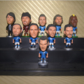 (5 Pcs/set) KODOTO Italy national team Football Soccer Player star collection dolls cartoon toys