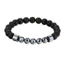 JAAFAR Новая Модная бижутерия Браслеты Женские браслеты женские натуральные камни, бусы Йога, медитация Модные женские подарки
