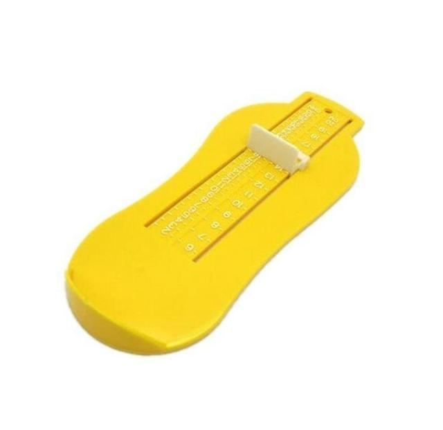 Baby Souvenirs Foot Shoe Size Measure Gauge Tool 2