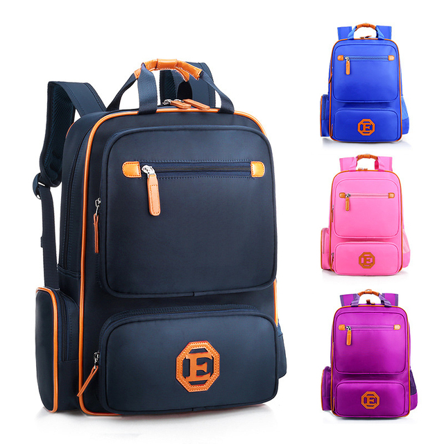 High Quality School Bags For Students Candy Orthopedic Children School  Backpacks Schoolbags For Girls And Boys Kid Mochila d279110d8ef5