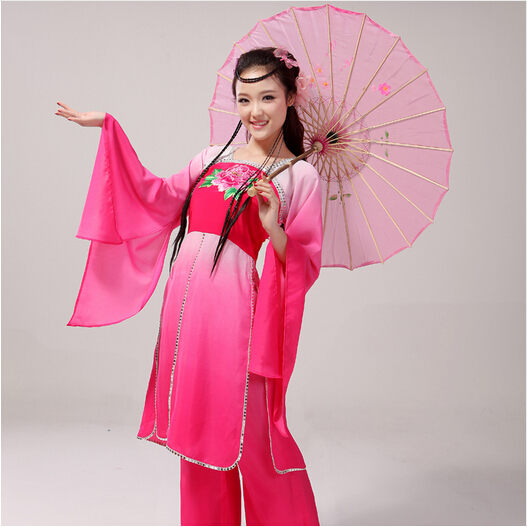 e8cf3e954 Classical hanfu fairy costume Chinese traditional women tang suit ancient  clothing elegant woman stage wear Chinese ...