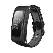 T28 0.96 дюймов OLED Сенсорный экран GPS послужной умный Браслет IP67 Водонепроницаемый совместим с Android и iOS телефонов