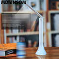 Rechargeable Desk Lamp Dimmable Touch Switch Book Led Table Reading Lamp Foldable USB Desktop Lamp For Children Bedside Lighting