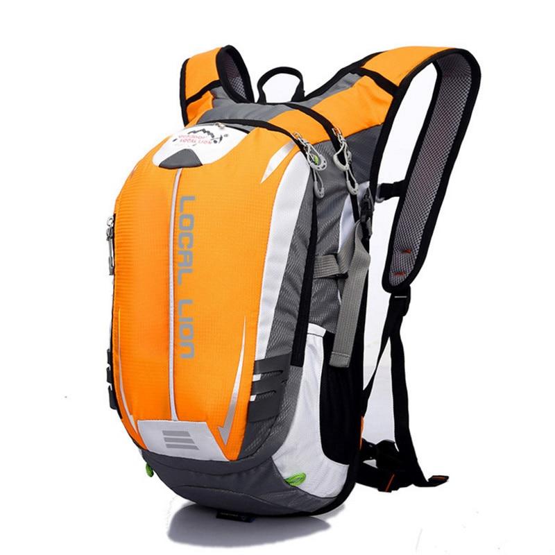 New 2018 Motorcycle Backpack 18L Waterproof BackpackTravel Bag Rucksacks Knapsack Water Bag