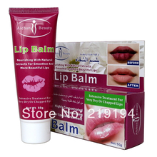 wholesale Lipbalm High Quality Branded lip Balm Makeup moisturizing and nourishing lip care lip gloss Lipstick 50g 12pcs/lot