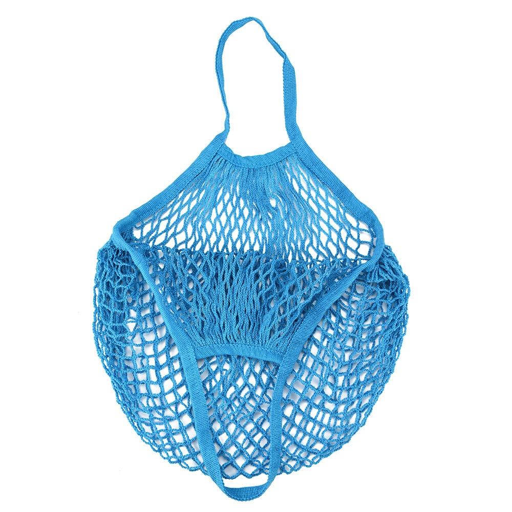 Mesh Net Turtle Bag String Shopping Bag Reusable Fruit Storage Handbag Totes New Totes Women Shopping Mesh Bag Shopper Bag513