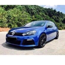 цена на Free Shipping 7pc car-styling LED Lights Car Styling Hi-Q Interior Package Kit For VW Golf 6 VI GTi GT R 1K