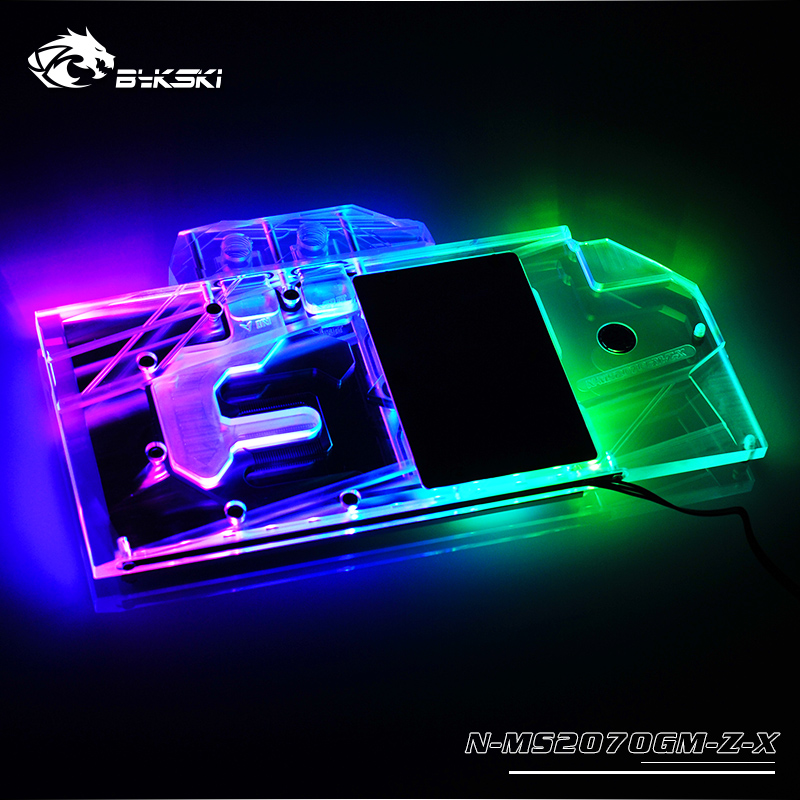 BARROW Water Block use for MSI RTX2070 GAMING Z 8G GAMING X 8G