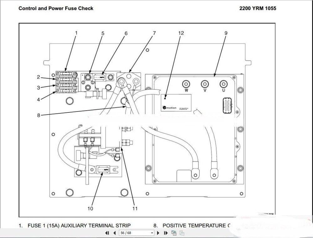 Ziemlich Cat Gp 25 Gabelstapler Schaltplan Fotos - Elektrische ...