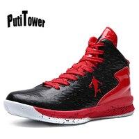 Top marca hombres zapatos de baloncesto pareja profesional Zapatillas Tenis raza Zapatillas Hombre Sapato Feminino