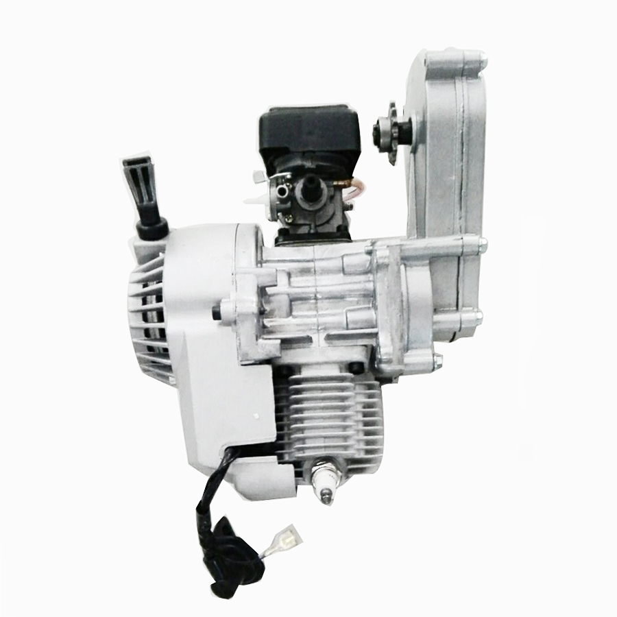 Gxh50 Gasoline Engine For Honda 49cc 2 1hp Powered Petrol Scooter Go Mini Pocket Bike Atv 47cc Stroke Motor With Transmission