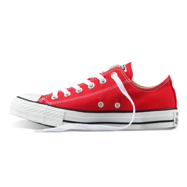 Online Shop Original Converse classic all star canvas shoes men and ... 354f0debd
