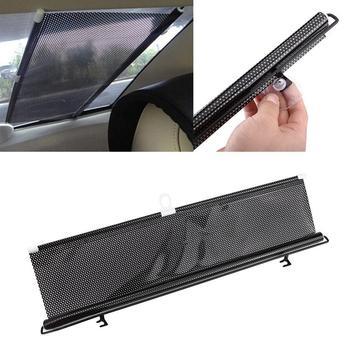 Car Sun Shade Curtains Windshield Universal Retractable