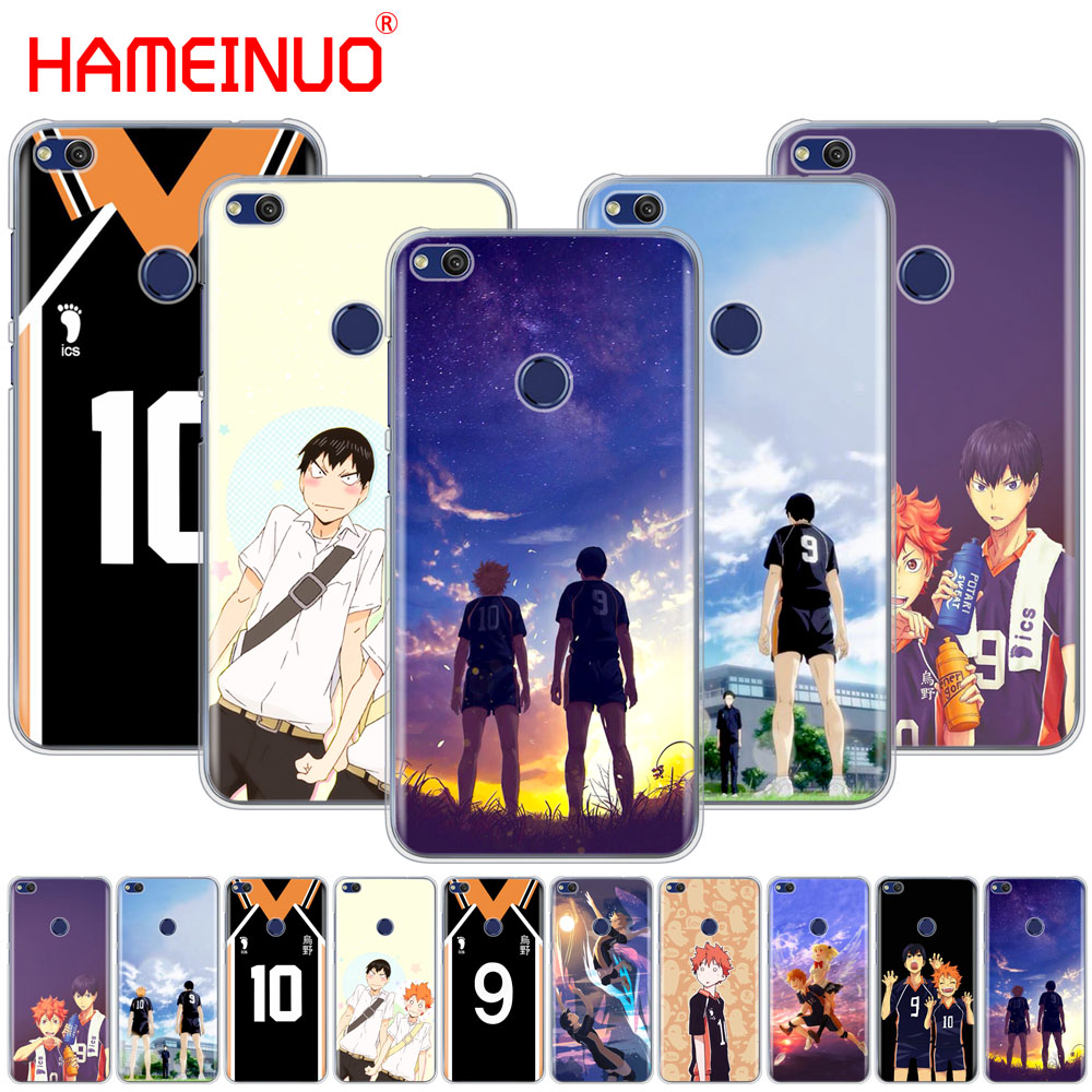 US $1.66 33% OFF|HAMEINUO Haikyuu Hinata attacks Anime Cover phone Case for huawei Ascend P7 P8 P9 P10 P20 lite plus pro G9 G8 G7 2017|Phone Case & ...