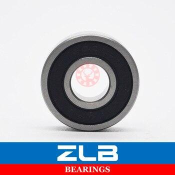 6006-2RS 6006 10PCS Rubber Shields 30x55x13mm ABEC-5 Deep Groove Ball Bearing