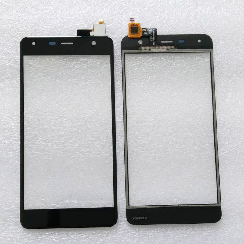 <font><b>Touch</b></font> Screen For Fly <font><b>fs517</b></font> cirrus 11 FS 517 Touchscreen Digitizer Front Glass <font><b>Touch</b></font> Panel Sensor 3m Tape image