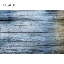 Laeacco Vintage Old Wooden Board Grunge Portrait Photography Backgrounds Customized Photographic Backdrops For Photo Studio