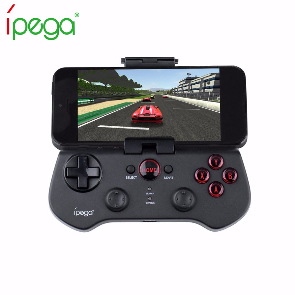IPEGA PG-9017S Wireless Bluetooth Gamepad Gaming Game pad Android Smart TV Box Joystick For iPhone X 5S PC Gamer