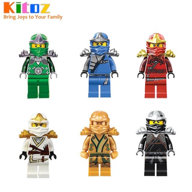 Avec Lloyd Lego Gold Swords Dual Ninjago Ninja Zx Green QCsrthd