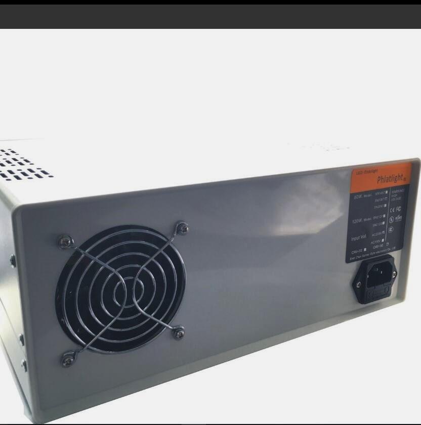 o 80 w led high cri 90 cct 5700 k f2063w h endoscopio fonte de luz