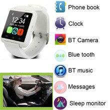 Esporte Do Bluetooth Inteligente Relógio de Pulso Companheiro Telefone Para O Homem Mulheres meninos Meninas Para Android Samsung Motorola LG Huawei HTC IOS iPhone