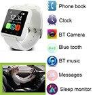 Sport Bluetooth Smart Wrist Watch Phone Mate For Man Women Boys Girls For Android Samsung Motorola LG Huawei HTC IOS iPhone